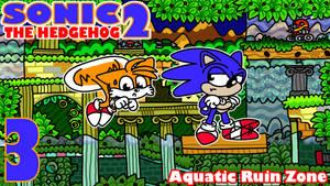 Sonic The Hedgehog 2 - Aquatic Ruins Zone