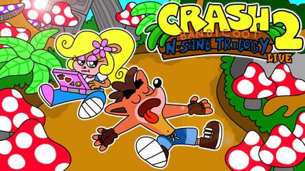 Crash Bandicoot 2 N-Sane Trilogy Live by diuky