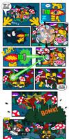 Crash Comic: Ha, you Missed!