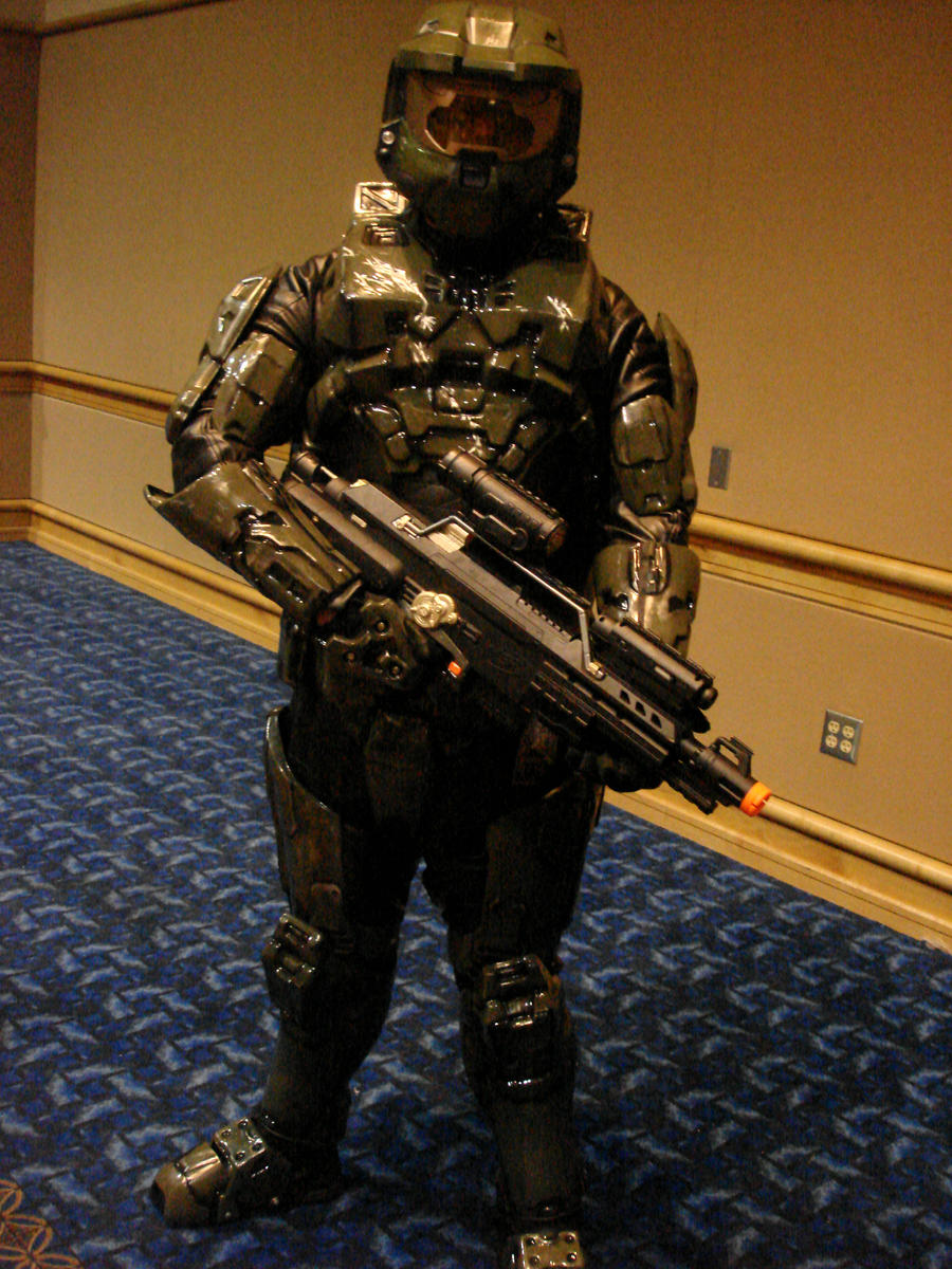 Halo Cosplay by Kium