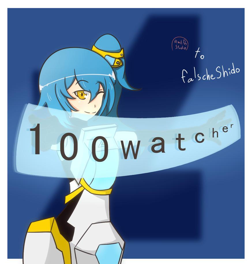 falscheShido100Watcher by RakTh