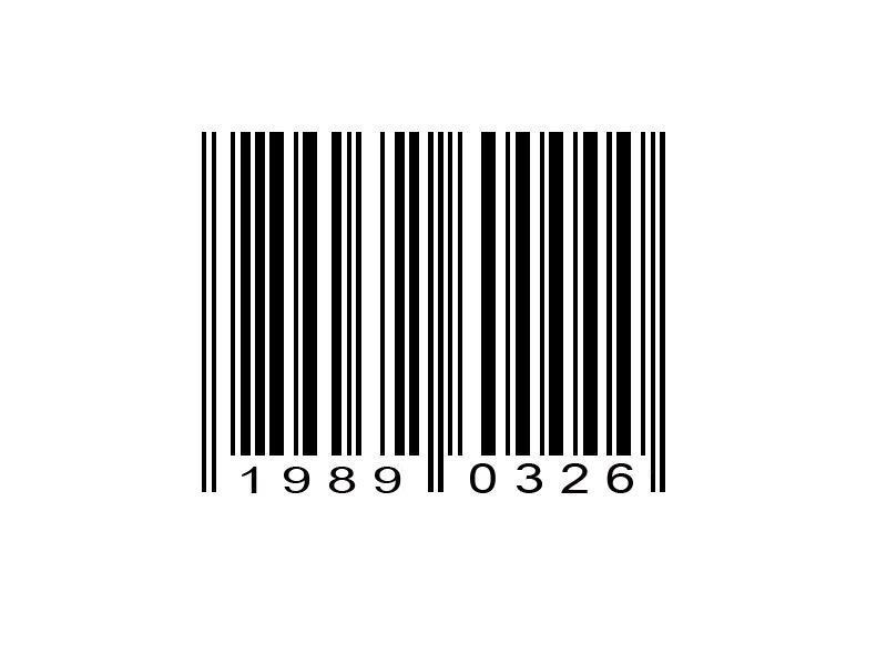 Barcode tattoo - Real numbers by ~cicke99 on deviantART