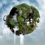 Biomechanical Floating Ecosyst