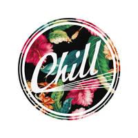 Chill vintage logo