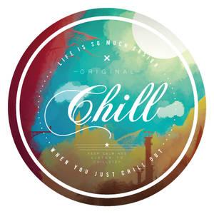 Chill vintage logo 2