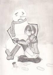 'No Man But a Snowman' OR