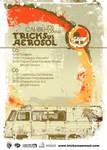 Aerosol VS Tricks - poster 2