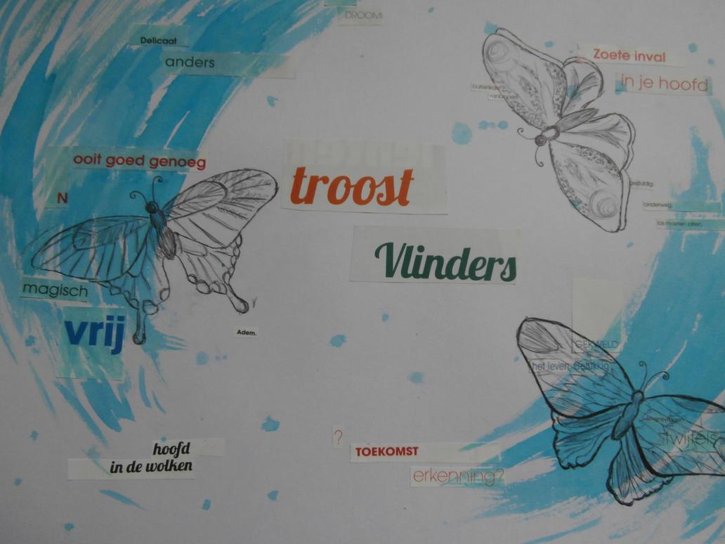 Troost Vlinders by Husky-21