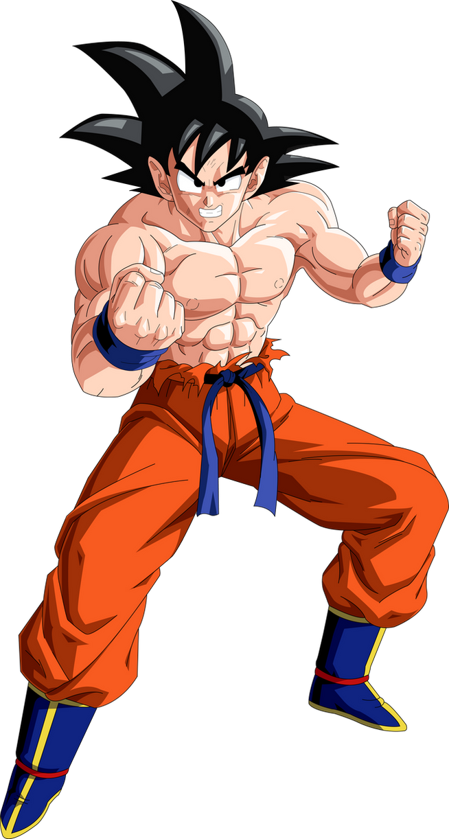How Tall is Son Goku? - How Tall is Man?