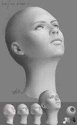Faces odd angles 01