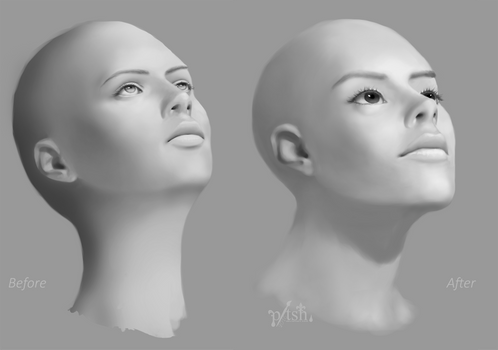 Faces odd angles repaint