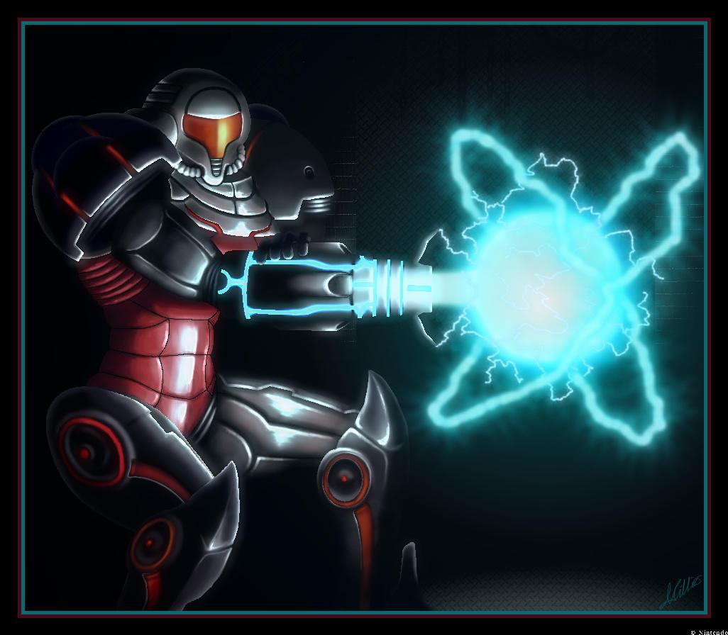 Phazon Suit by xennavor