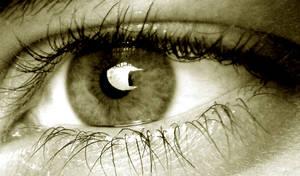 eyes by NesBf