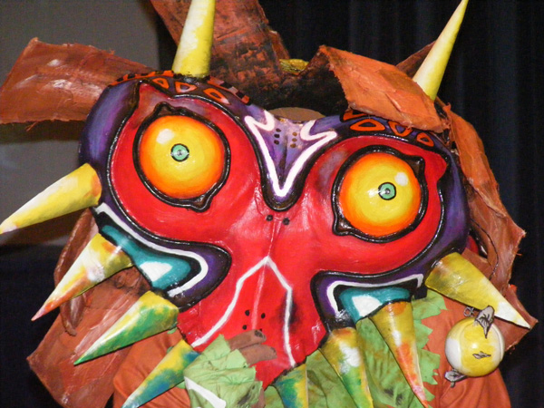 The Majora's Mask by cosplayhorizon