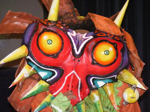 The Majora's Mask by cosplayhorizon