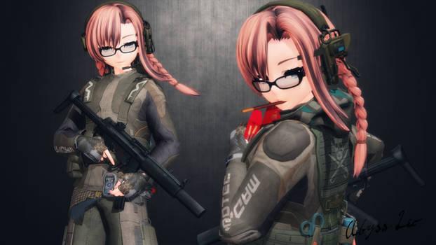 [MMD] Kira Hunters