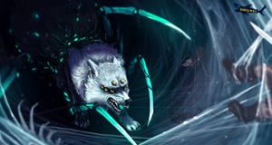 Wolf Spider + Speedpaint video