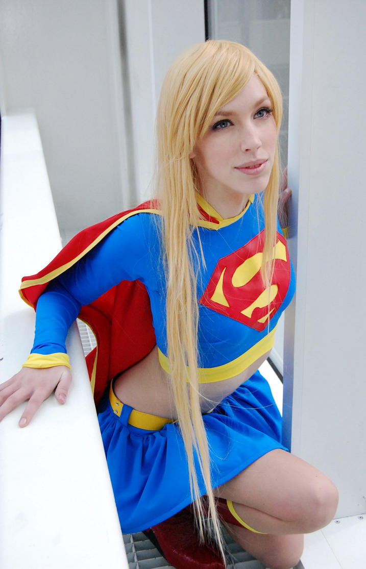 Supergirl by shut-up-and-duel-me