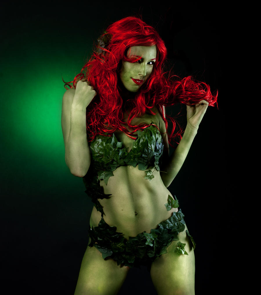 Poison Ivy 3 by shut-up-and-duel-me