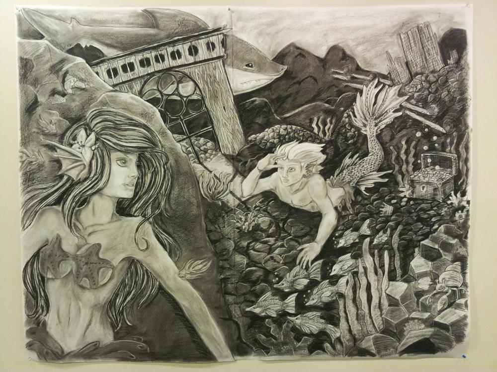 COLLAB: Under the Sea by LaGunn