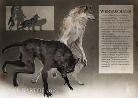Werewolves by kyuubifred