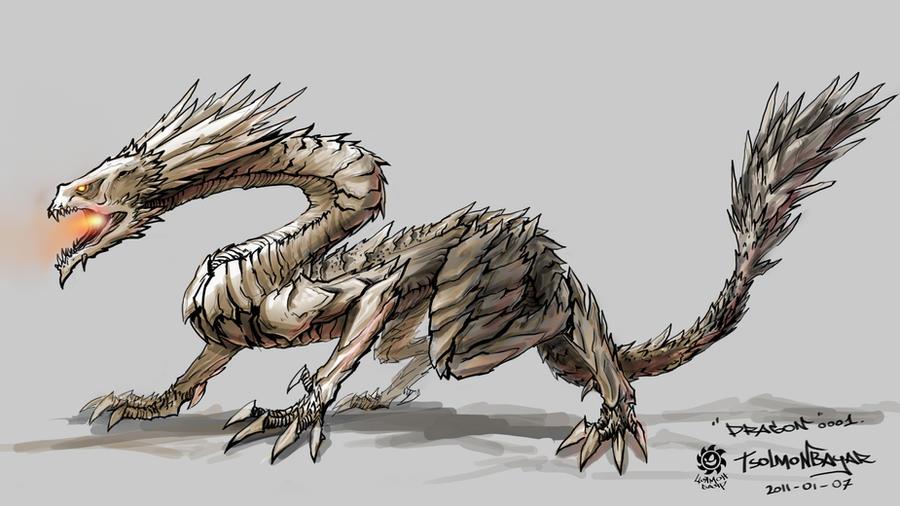 Drakon Concept By Happymorningstar On Deviantart