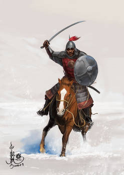 Mongol Cavalry - Golden Horde