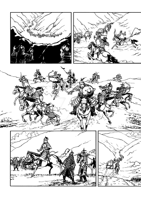 Hero Comics 01_19 by HappyMorningStar