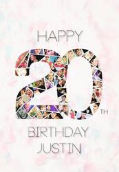 +Happy Birthday Justin.