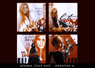 Always - Icon set by Absolute-A