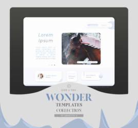 Wonder II  Template 