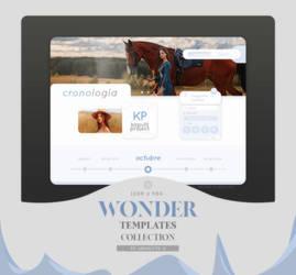 Wonder III  Template 