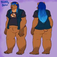 Scotty Burr