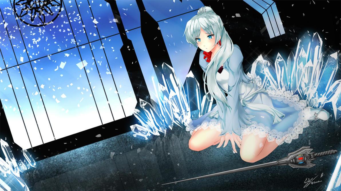 RWBY - Weiss Schnee by SilverBreak