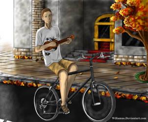 Bike by Wiliamus
