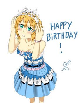 Philia Birthday