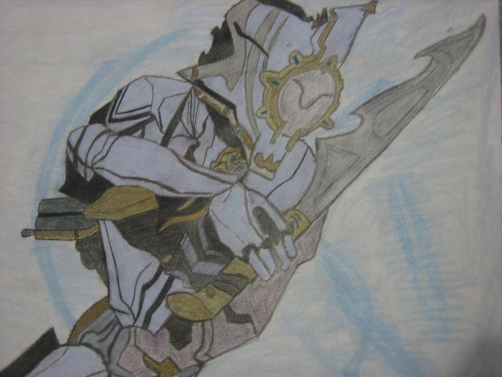 Excalibur Prime By KillerPancake12