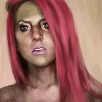 Hannah by mikecreighton