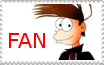 ZeFrenchM fan stamp by ChickTristen94