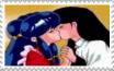 Mousse x Shampoo kiss stamp by ChickTristen94