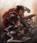 League of Legends - Darius (classic)