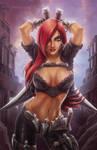 League-of-Legends Katarina