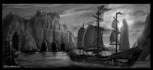 Pirate Cove by madmagnus