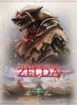The Legend of Zelda - redesign in Sci-Fi