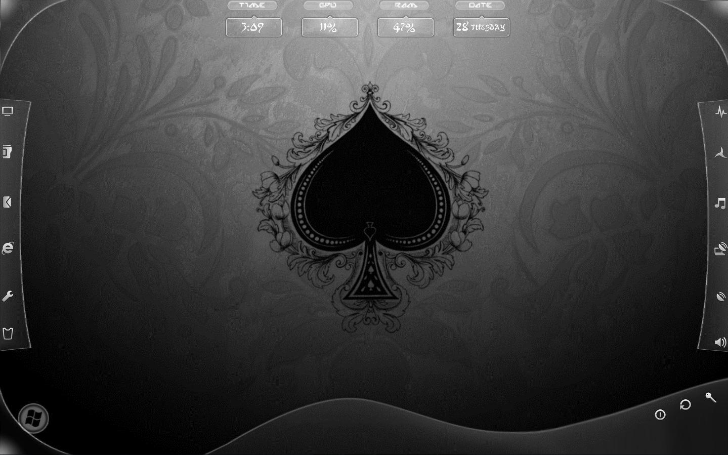 Dark Ace Suite by cutechinu