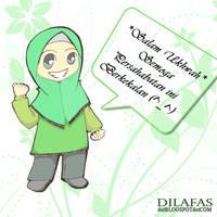 DilaFAS : salaM UkhWah by DilaFAS