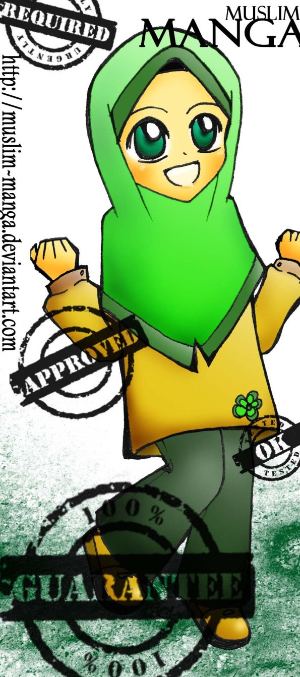 MuslimManga Member ID +DchanV2