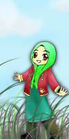 D-chan : GrassFieLd