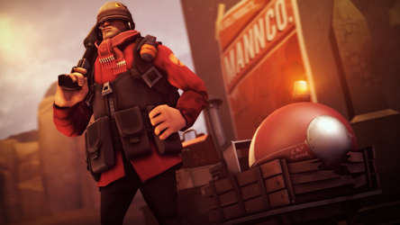 Armed Delivery