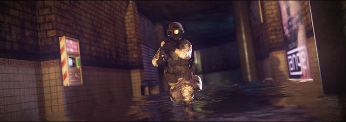 Sewer patrol